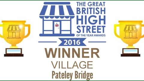 GB HIgh STreet Winners