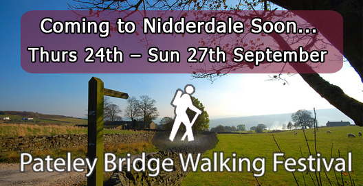 pateley bridge walking fest 2015