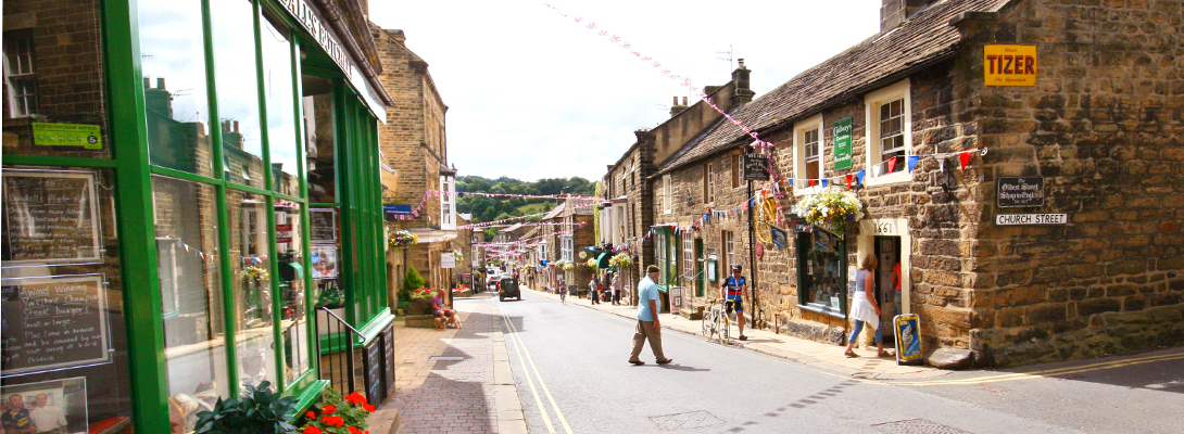 pateley shopping in Nidderdale
