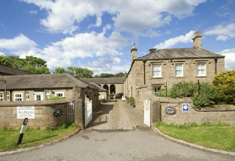 Bewerley Hall Farm, Pateley