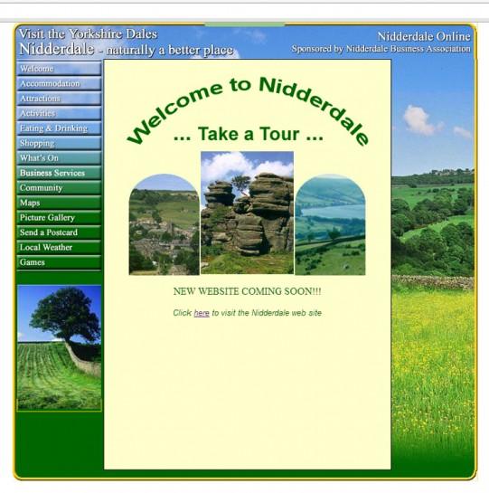 old nidderdale site