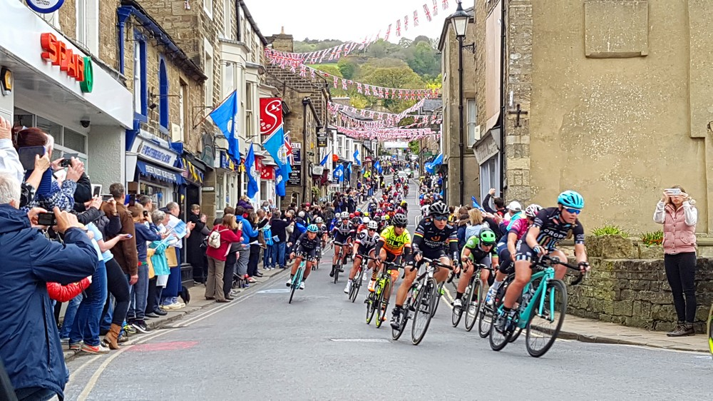 Tour De Yorkshire Pateley Bridge