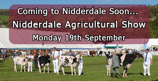 HOme advert Nidderdale Show 2016
