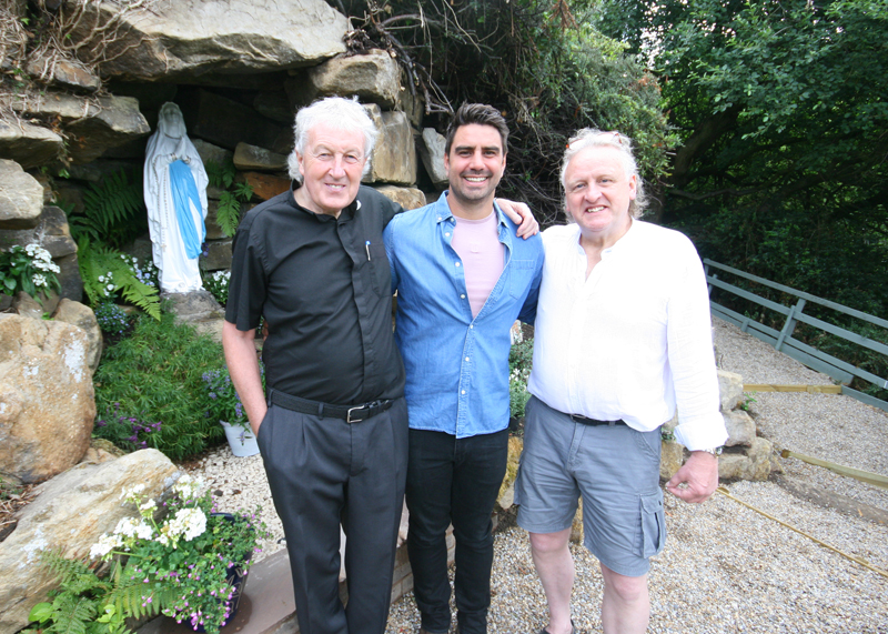 Father Mike - Chris Bavin - Keith Tordoff 800px